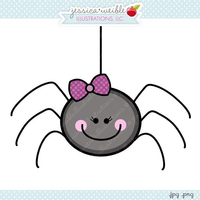 Arachnid clipart colorful Clipart photo#14 Colorful Colorful spiders