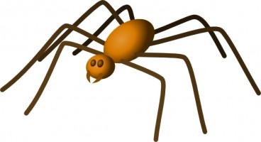 Arachnid clipart friendly spider Funny 3 clipart com Spider