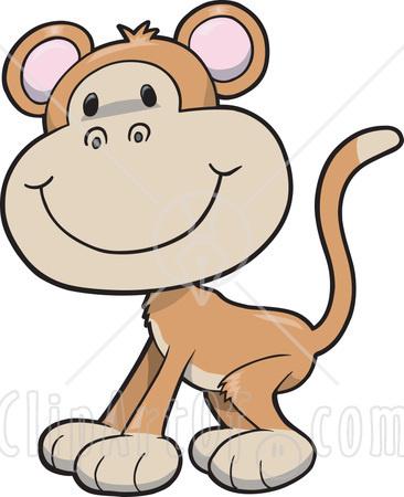 Baboon clipart teacher Monkey Spider Clipart Funny Art