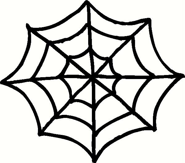 Spider Web clipart Clipart web  web drawings