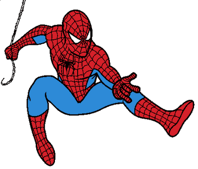 Spider-Man clipart Art Clip Spiderman Spiderman Panda