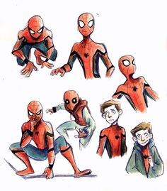 Spiderman clipart arachnid El traje homecoming de infinitas