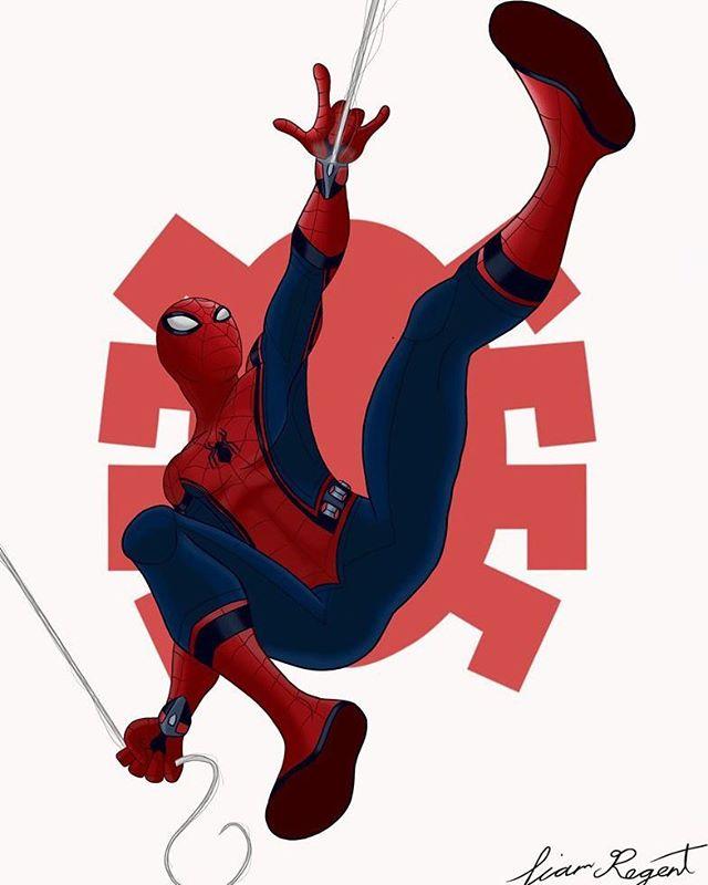 Spiderman clipart arachnid Spider Spider Man art Marvel