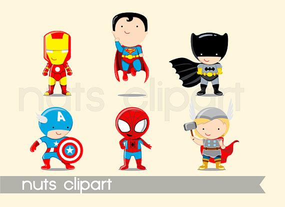 Spiderman clipart batman Superhero Superhero