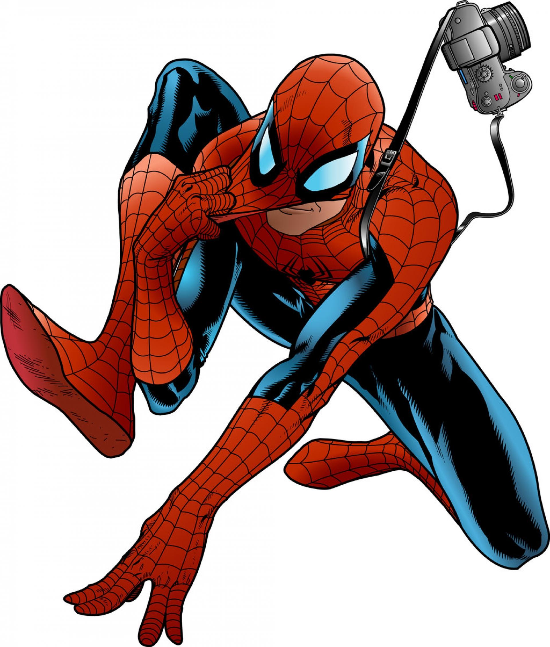 Spiderman clipart cartoon character 4 #Clip #Clip [THANK #Art