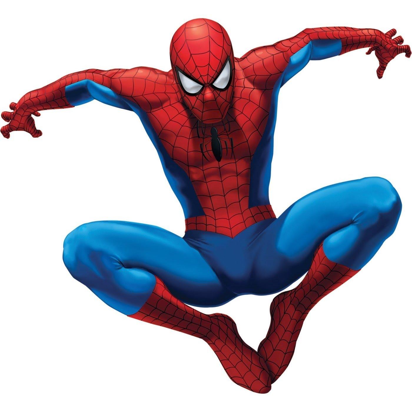 Spiderman clipart cartoon character Games ClipArt spiderman Cartoon Best