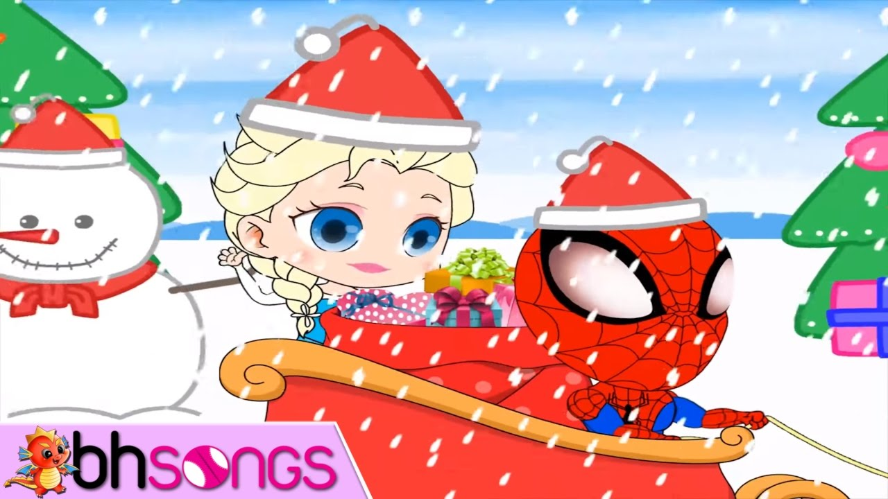 Spiderman clipart christmas  A Christmas You And
