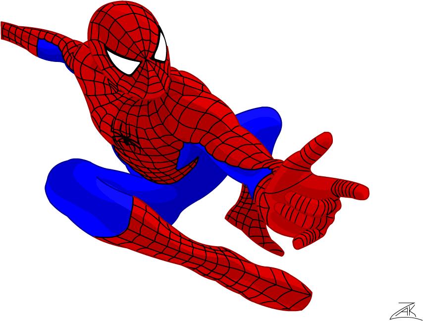 Spiderman clipart deviantart Vector moonmanz on Spiderman moonmanz