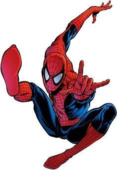 Spiderman clipart deviantart PatC Comics #Clip (THE *
