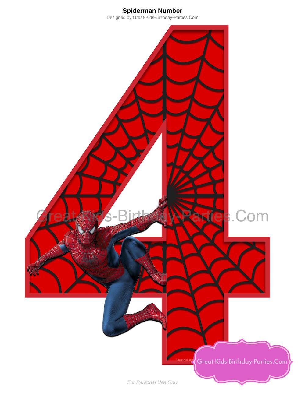Spiderman clipart for kid Kids  Spiderman Kids Cartoons