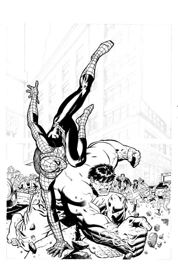 Spiderman clipart romita John images on by Sr