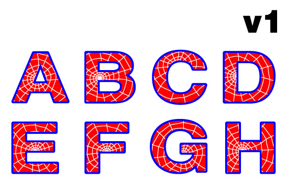 Spiderman clipart letter Letters On To Similar Letters