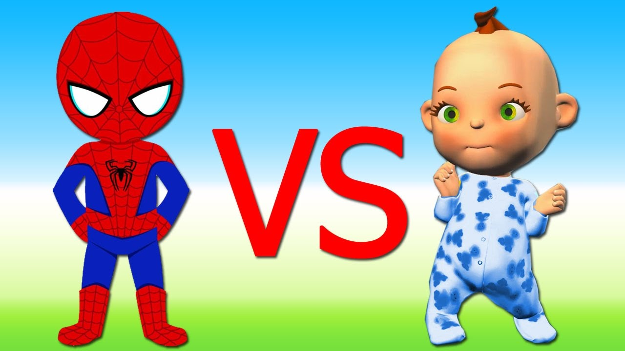 Spiderman clipart little boy Vs For For Kids Children