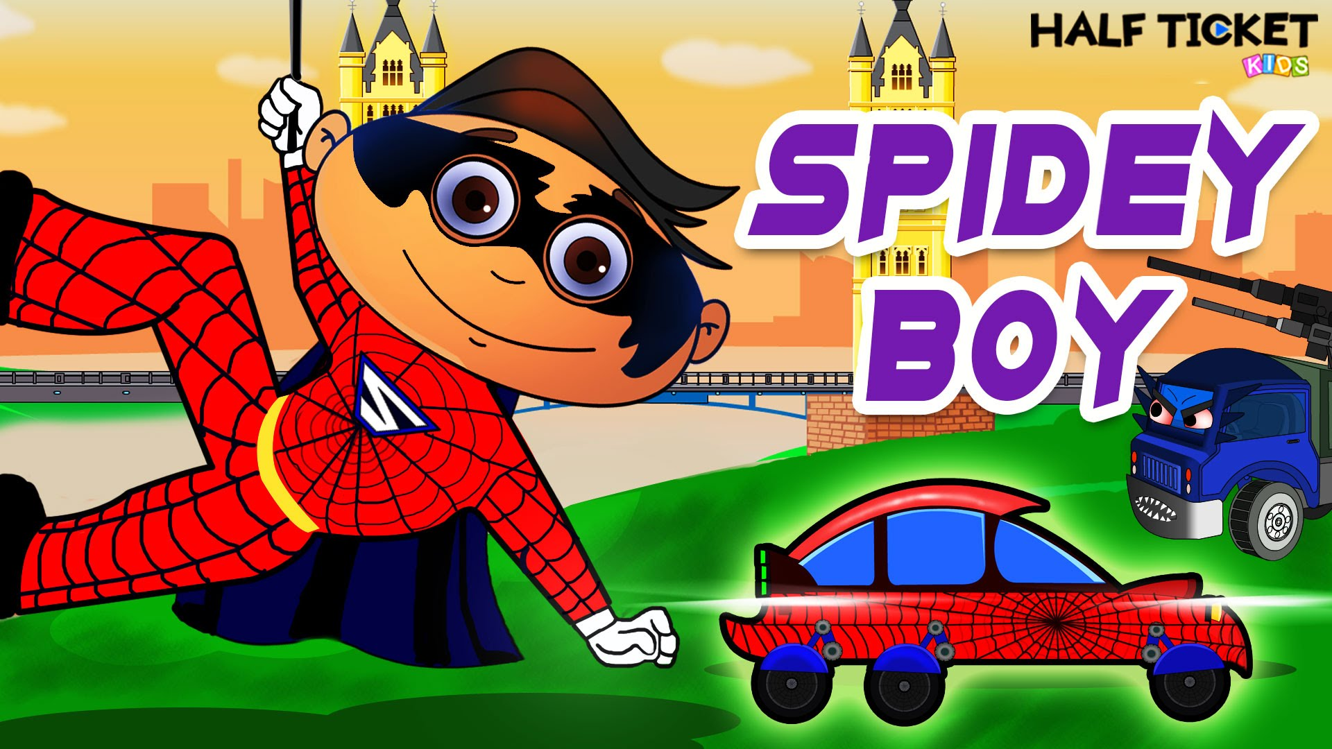 Spiderman clipart little boy Spiderman Spiderman Little Scary Boy