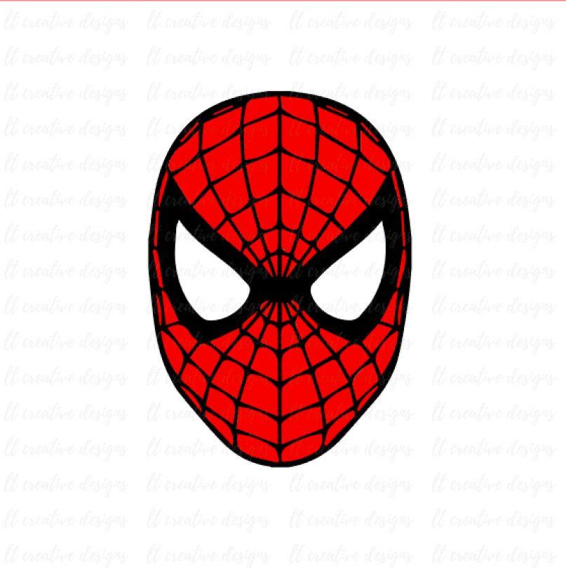 Spiderman clipart coloring sheet Cricut Spiderman Man Cricut Spider