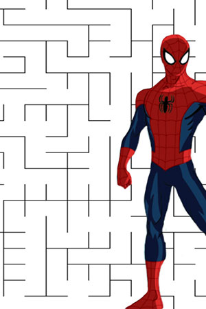Word clipart spiderman Characters UK Spider Man Marvel