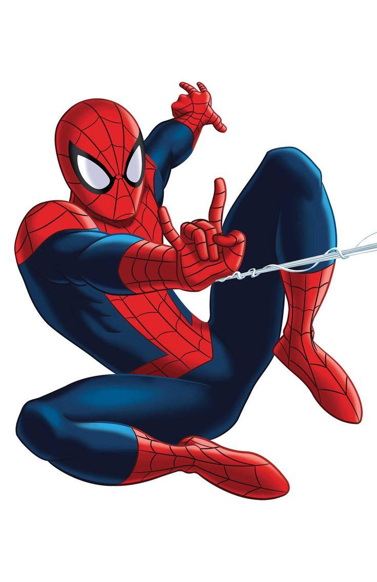 Cartoon Network clipart spiderman Marvel on Pinterest images Man
