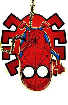 Spiderman clipart minion Minion  Buscar con Google