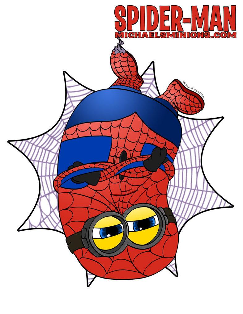 Spiderman clipart minion MAN MacLPirata on MacLPirata SPIDER
