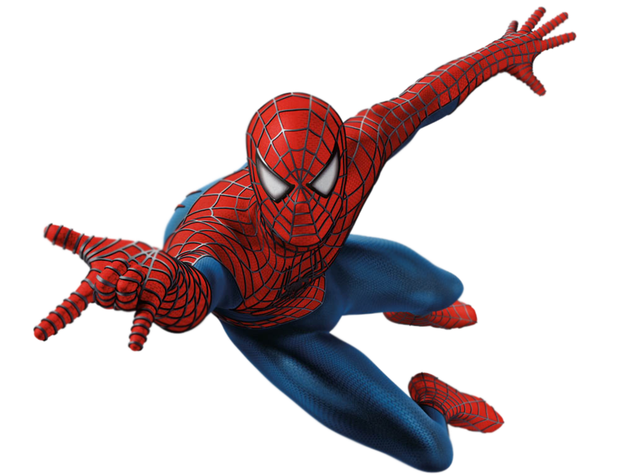 Spiderman clipart deviantart Kids Lessons  Bible Heroes