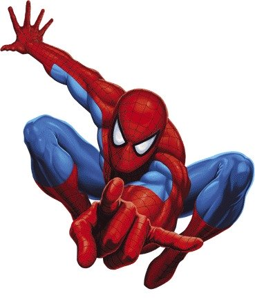 Spiderman clipart old school Printables Superman Clipart Superhero