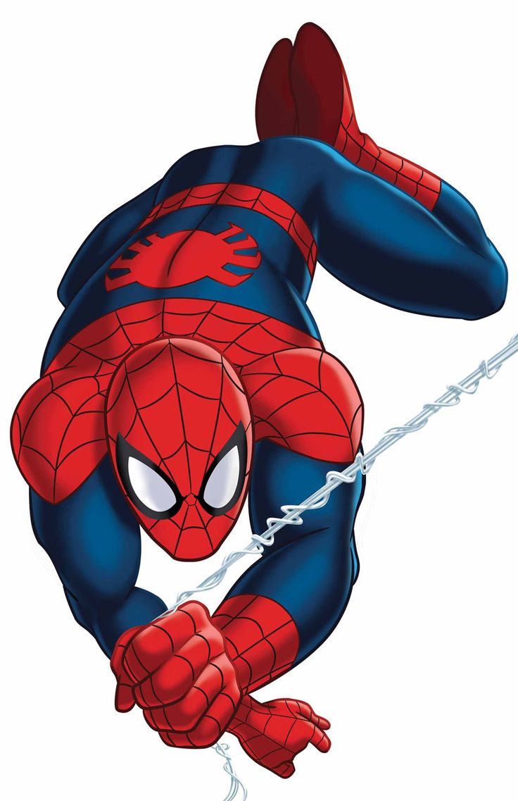 Spiderman clipart old school Spiderman! Pinterest #Art best images