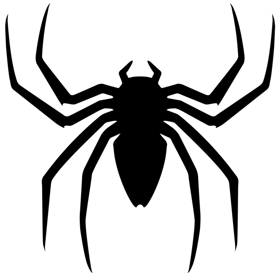 Spiderman clipart emblem Clip Symbol Spiderman Art by