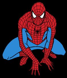 Spiderman clipart simple Spiderman Man spiderman Symbol clip
