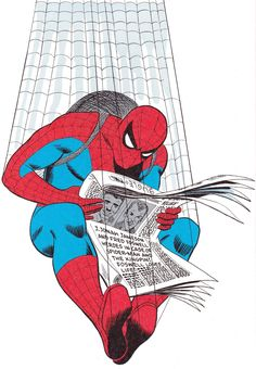Spiderman clipart romita Many A have the Man