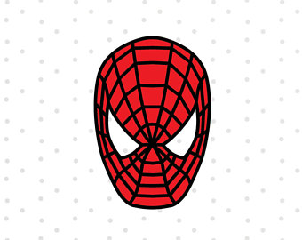 Spiderman clipart silhouette For Clipart Cutting For Spiderman