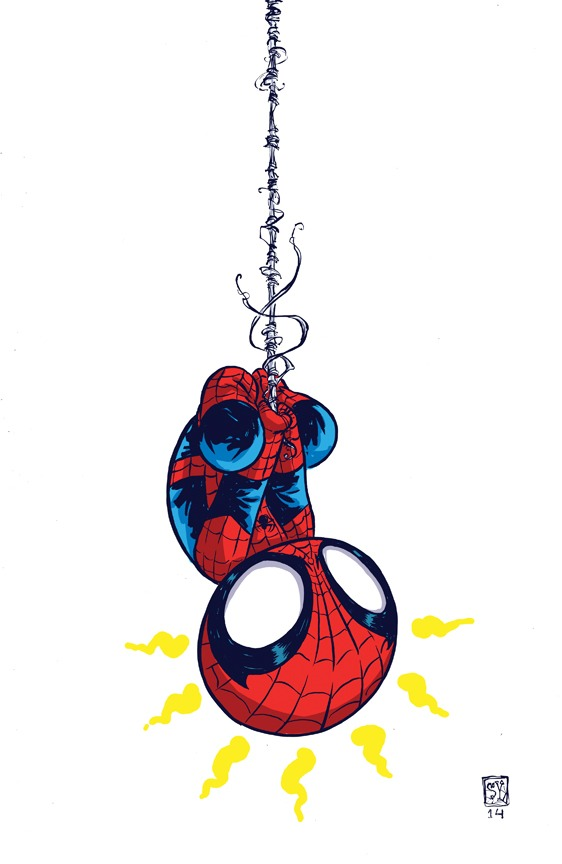 Spiderman clipart spider hanging Free Free  Download Clip