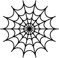 Drawn spider web silhouette Cake Spiderman Pinterest Spiderman templates