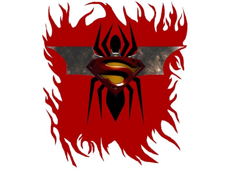 Spiderman clipart emblem Cliparting logo man super kid