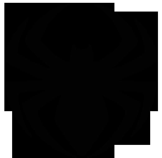 Spiderman clipart emblem On spidermanlogo strongcactus Superior spidermanlogo