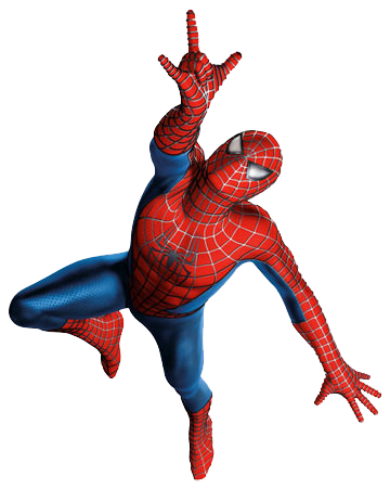Spiderman clipart transparent Spider christmas 2 clipart hostted