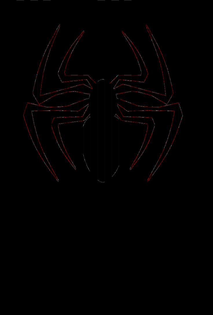 Spiderman clipart emblem Art Free Transparent transparent