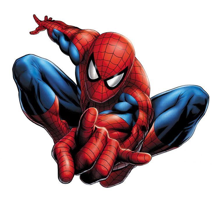 Spiderman clipart cartoon character Pinterest SpidermanSuperhero best Amazing 38