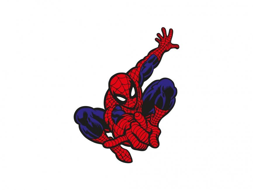 Spiderman clipart svgz File LogoWik VECTOR LogoWik Vector