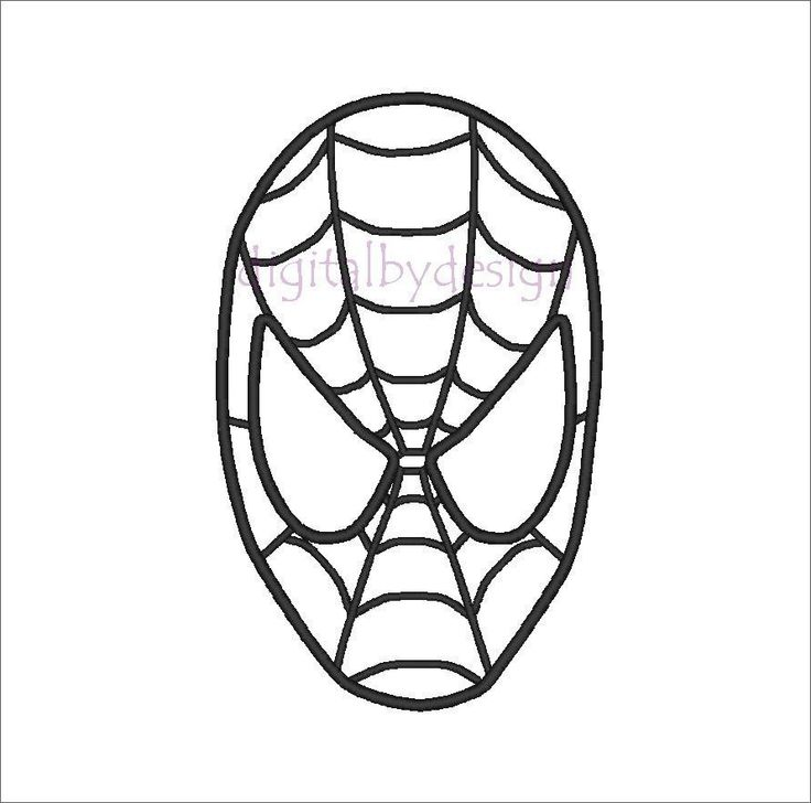 Spiderman clipart template On Download Free Art Pin
