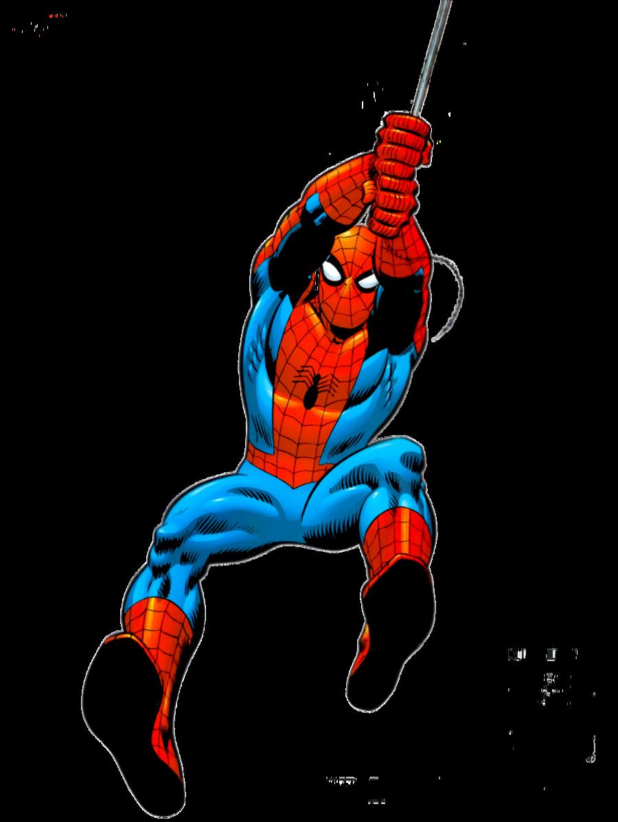 Spiderman clipart transparent Man Background Background PNG Transparent