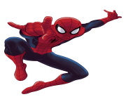 Spiderman clipart transparent SPIDERMAN Free background png Images