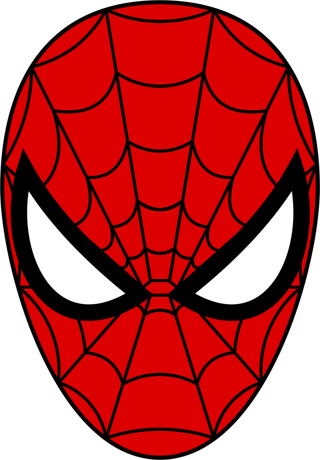 Spiderman clipart transparent Transparent StickPNG Down Spiderman Lying