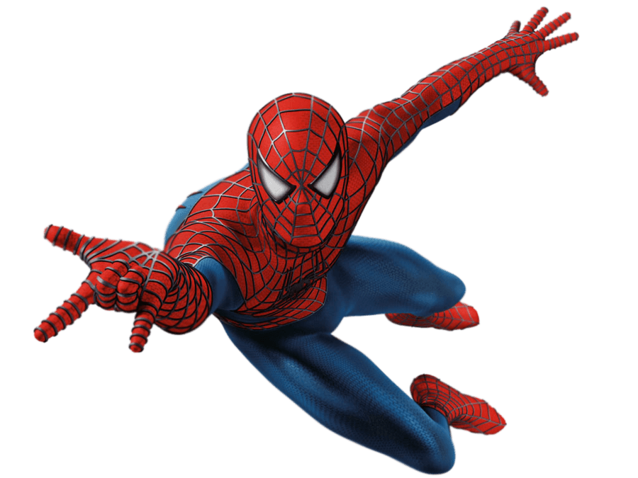 Spiderman clipart transparent Clipart PNG Spider Front StickPNG