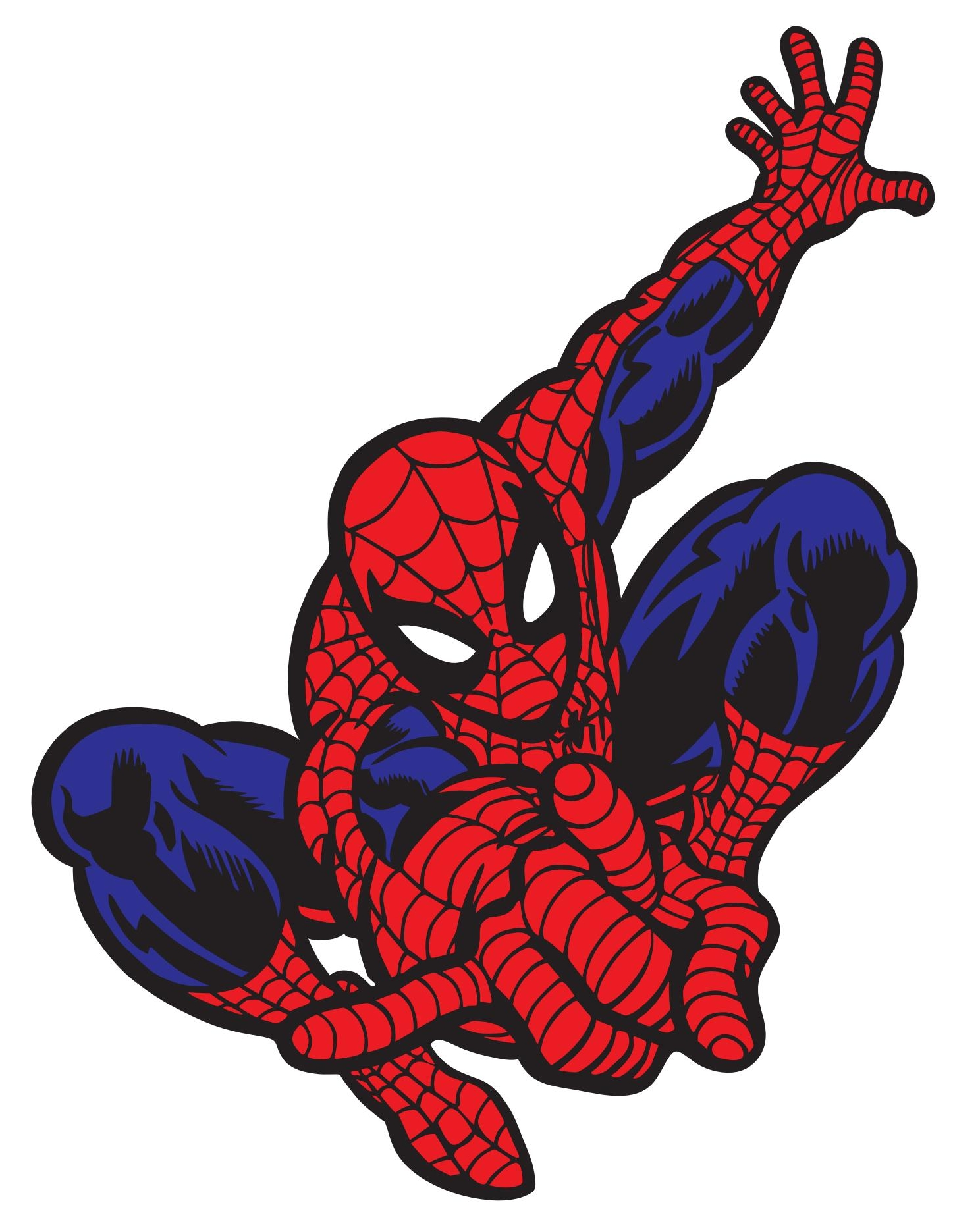 Spiderman clipart vector Spider [PDF] Download Brand Man