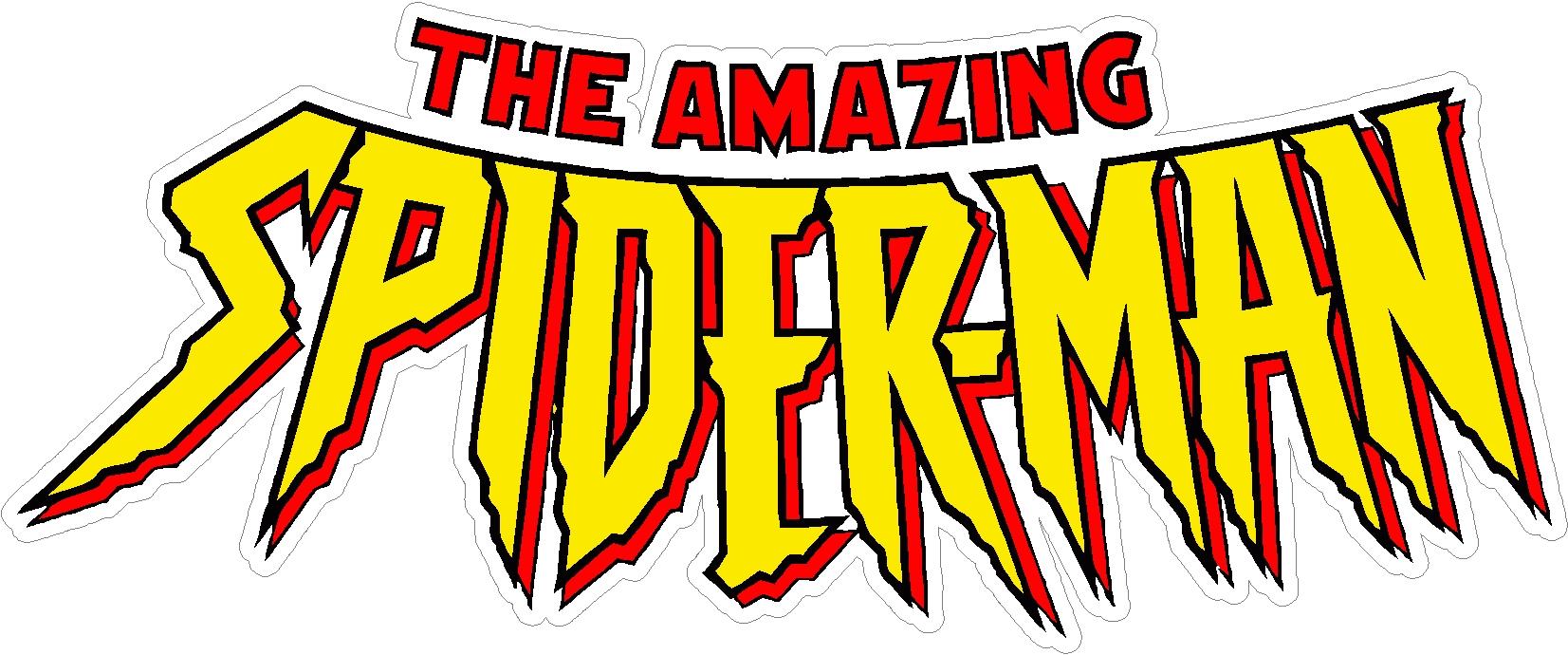 Word clipart spiderman Art Free Man Cliparts Spider