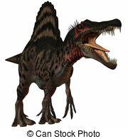 Spinosaurus clipart 3D Spinosaurus Clipartby elvjec8/529; Dinosaur