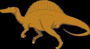 Spinosaurus clipart Spinosaurus Clip Art Clker Spinosaurus