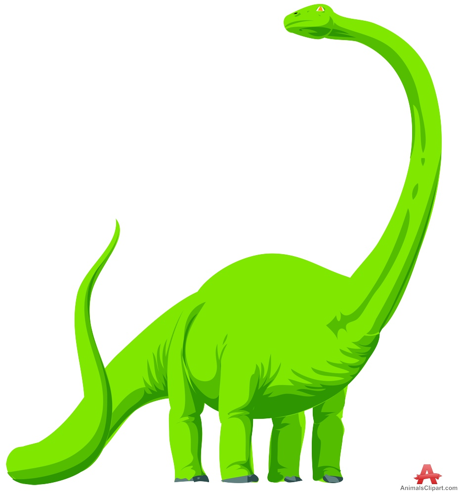 Stegosaurus clipart happy With of Animals Clipart Green