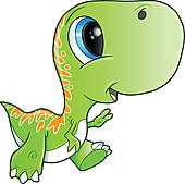 Thunder clipart cute Rex in Art Royalty Dinosaur
