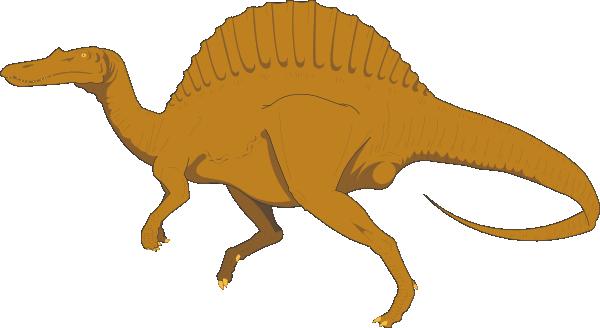 Spinosaurus clipart Spinosaurus image as: Clker this